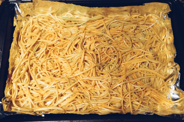 Uncooked Paleo Pasta