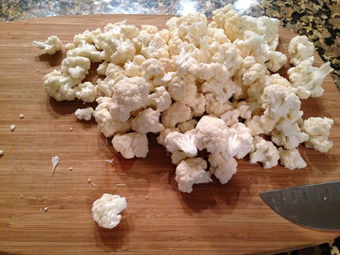 Cauliflower-Roasted